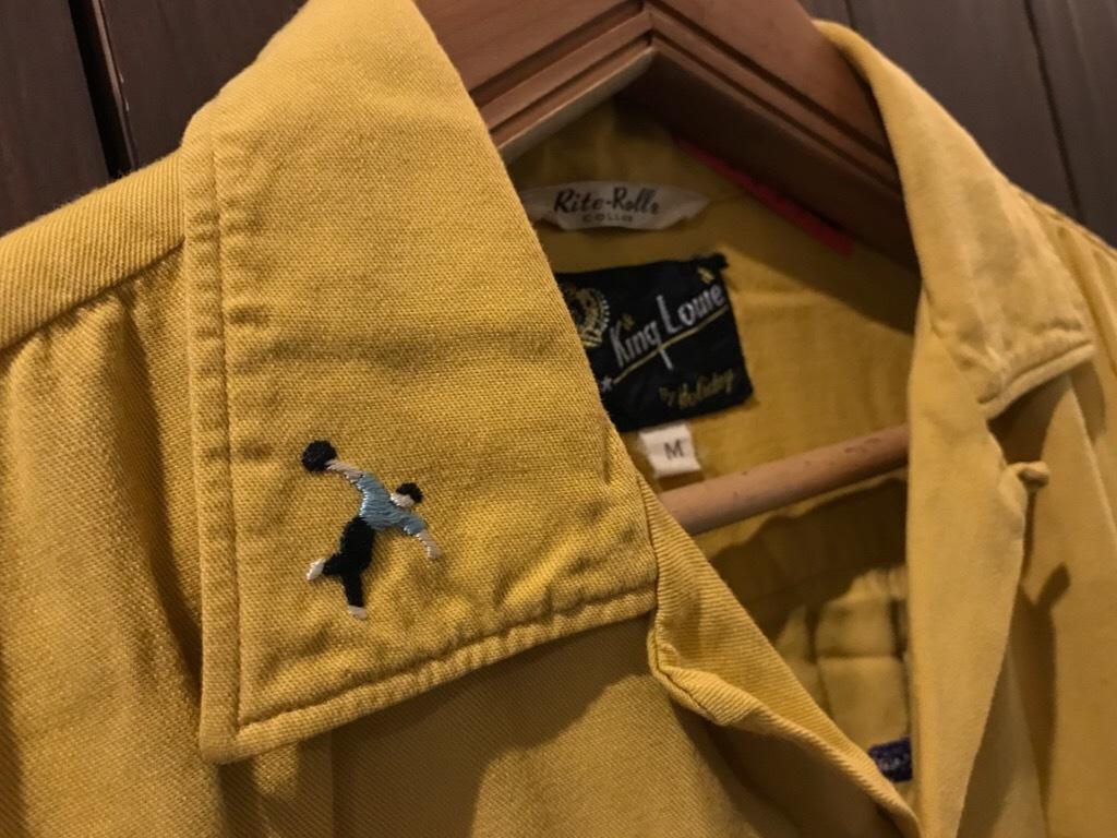 神戸店5/24(水)ヴィンテージウェア&スニーカー入荷!#4  Vintage Bowler Shirt!!!_c0078587_16083196.jpg