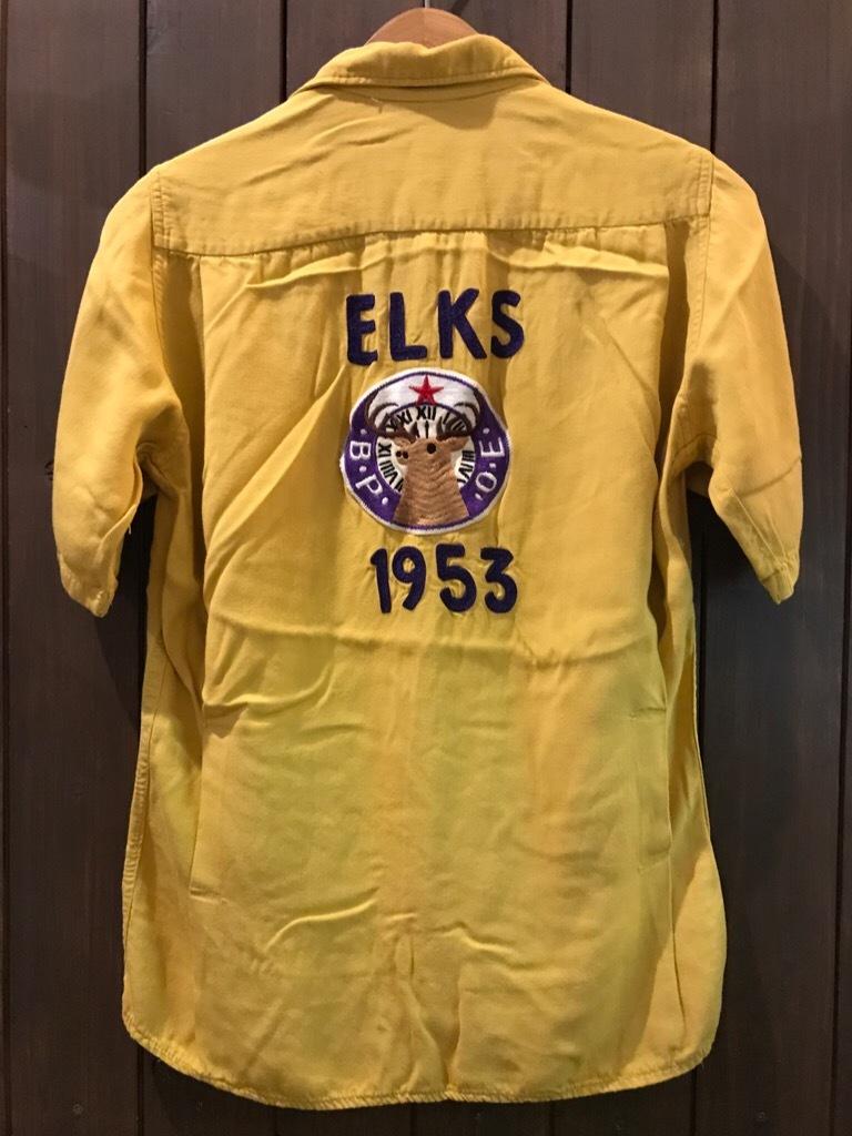 神戸店5/24(水)ヴィンテージウェア&スニーカー入荷!#4  Vintage Bowler Shirt!!!_c0078587_16083255.jpg
