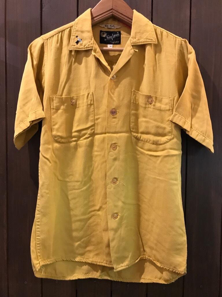 神戸店5/24(水)ヴィンテージウェア&スニーカー入荷!#4  Vintage Bowler Shirt!!!_c0078587_16083296.jpg