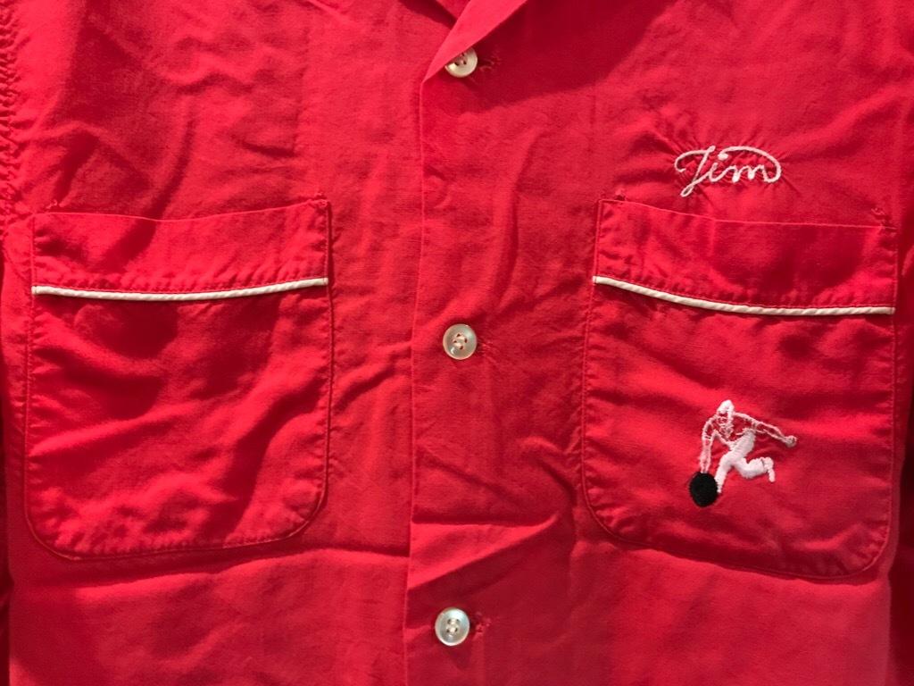 神戸店5/24(水)ヴィンテージウェア&スニーカー入荷!#4  Vintage Bowler Shirt!!!_c0078587_16100919.jpg