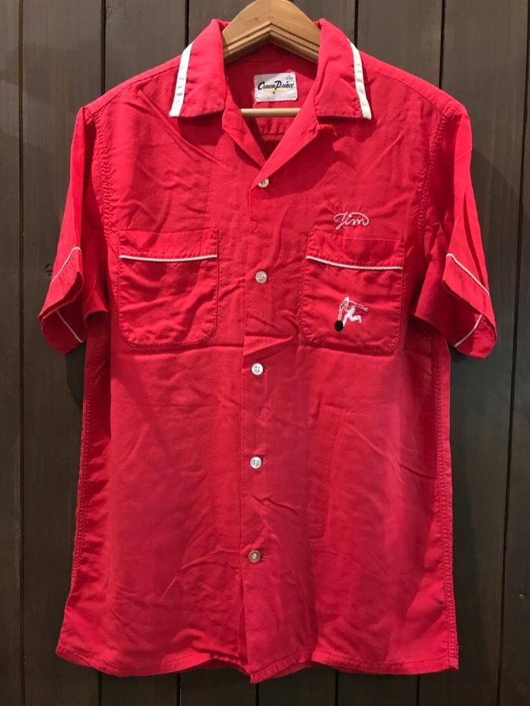 神戸店5/24(水)ヴィンテージウェア&スニーカー入荷!#4  Vintage Bowler Shirt!!!_c0078587_16101093.jpg