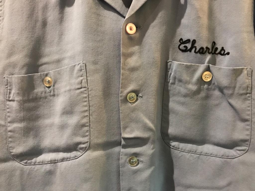 神戸店5/24(水)ヴィンテージウェア&スニーカー入荷!#4  Vintage Bowler Shirt!!!_c0078587_16113646.jpg