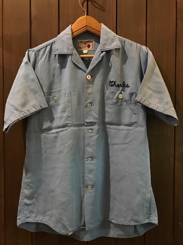 神戸店5/24(水)ヴィンテージウェア&スニーカー入荷!#4  Vintage Bowler Shirt!!!_c0078587_16113682.jpg