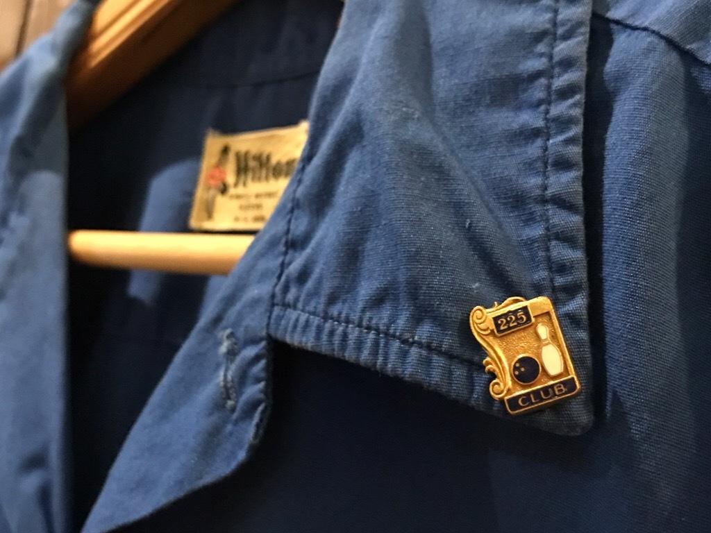 神戸店5/24(水)ヴィンテージウェア&スニーカー入荷!#4  Vintage Bowler Shirt!!!_c0078587_16130590.jpg