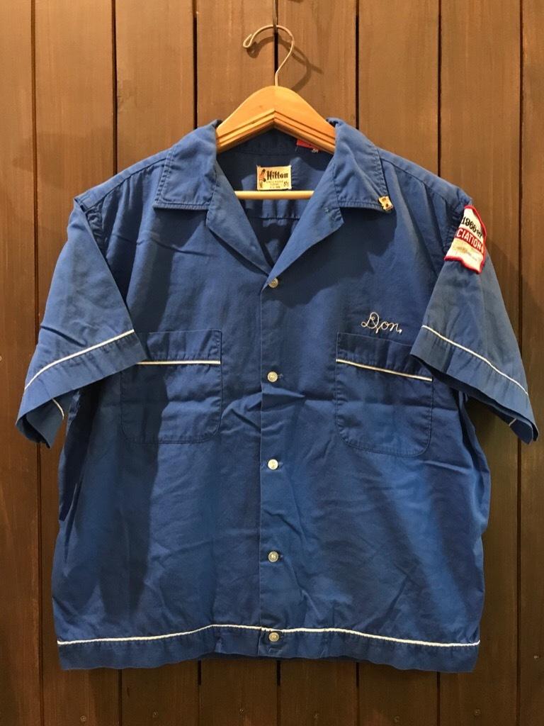 神戸店5/24(水)ヴィンテージウェア&スニーカー入荷!#4  Vintage Bowler Shirt!!!_c0078587_16130634.jpg