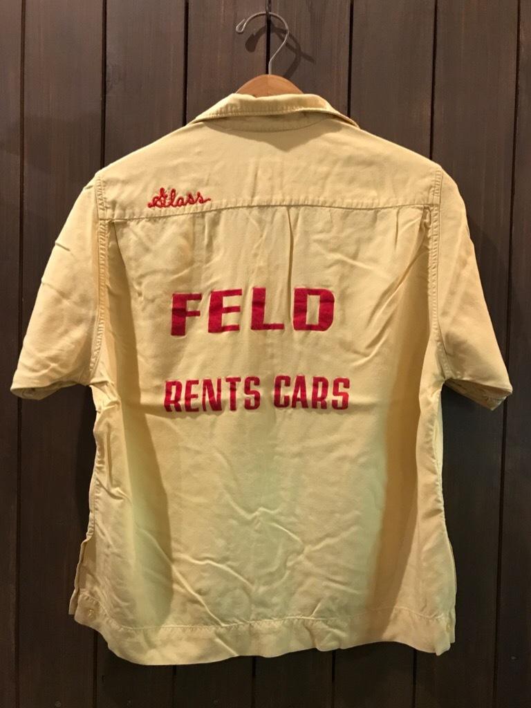 神戸店5/24(水)ヴィンテージウェア&スニーカー入荷!#4  Vintage Bowler Shirt!!!_c0078587_16144216.jpg
