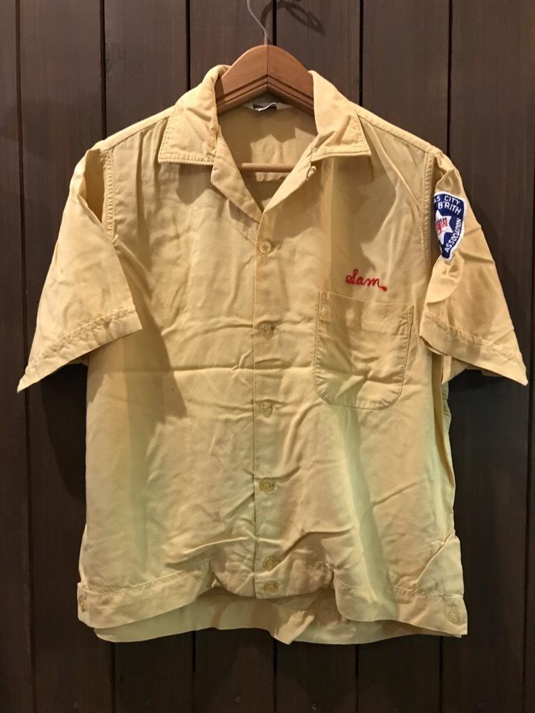 神戸店5/24(水)ヴィンテージウェア&スニーカー入荷!#4  Vintage Bowler Shirt!!!_c0078587_16144355.jpg