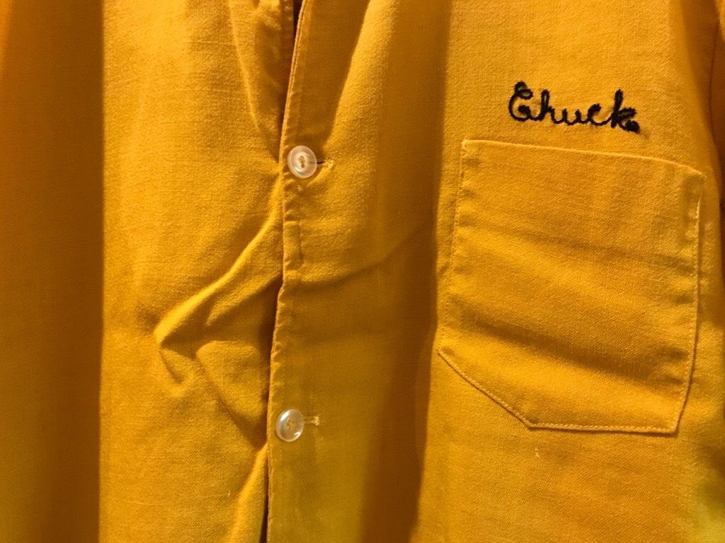 神戸店5/24(水)ヴィンテージウェア&スニーカー入荷!#4  Vintage Bowler Shirt!!!_c0078587_16155988.jpg