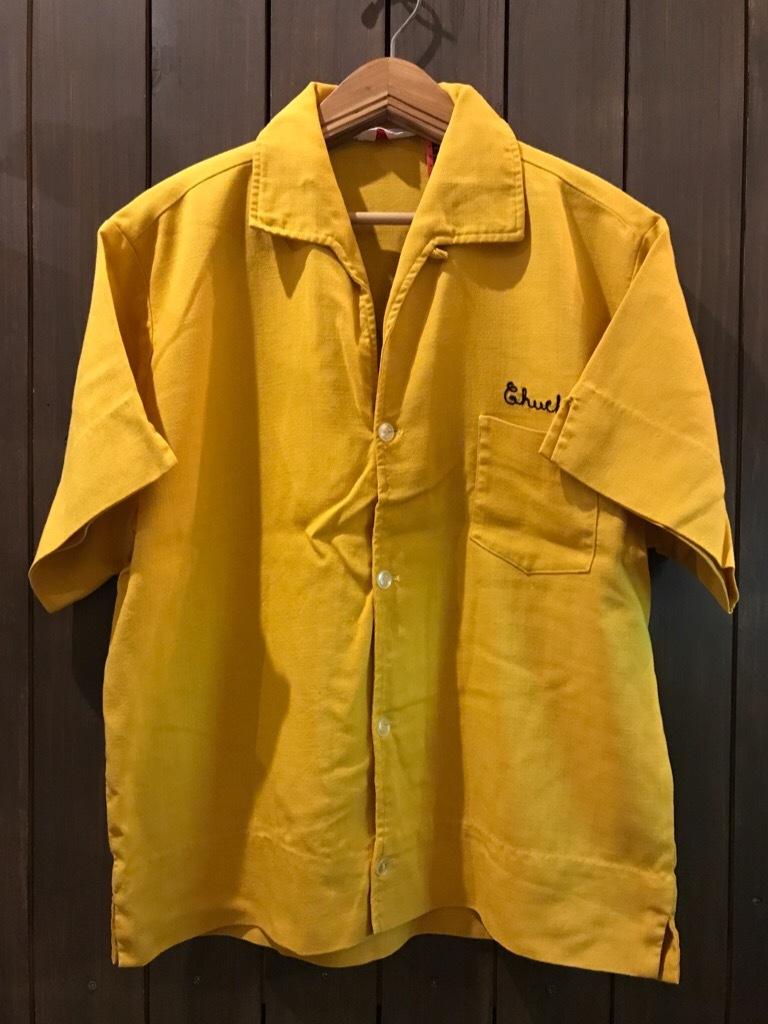 神戸店5/24(水)ヴィンテージウェア&スニーカー入荷!#4  Vintage Bowler Shirt!!!_c0078587_16160081.jpg