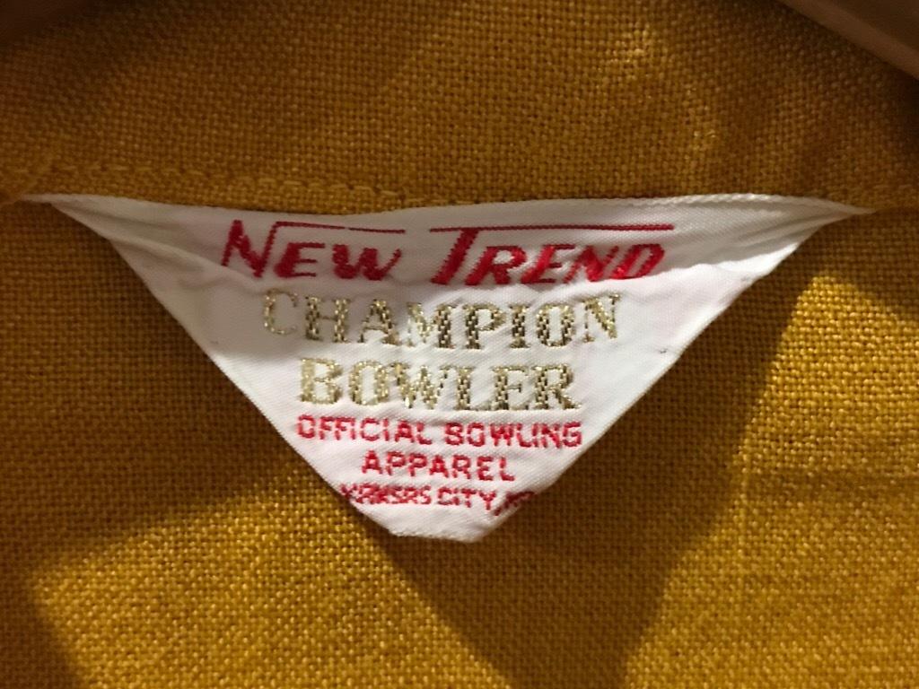 神戸店5/24(水)ヴィンテージウェア&スニーカー入荷!#4  Vintage Bowler Shirt!!!_c0078587_16160216.jpg