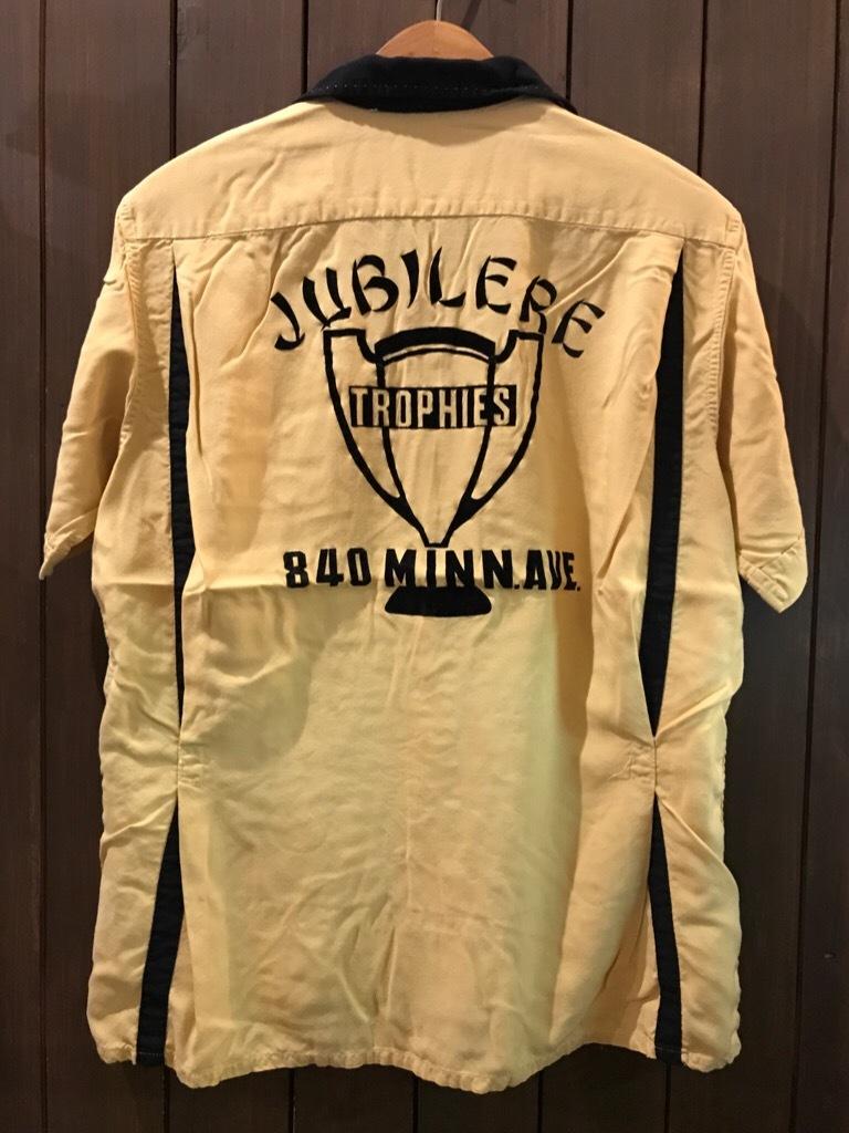 神戸店5/24(水)ヴィンテージウェア&スニーカー入荷!#4  Vintage Bowler Shirt!!!_c0078587_16170949.jpg