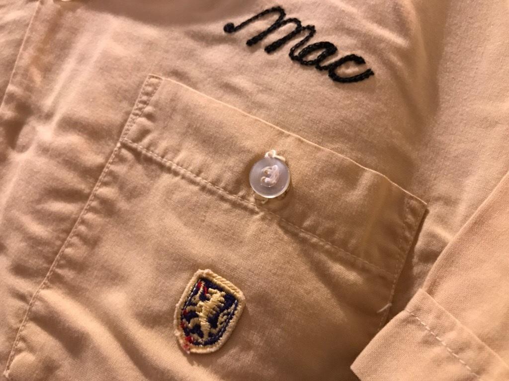 神戸店5/24(水)ヴィンテージウェア&スニーカー入荷!#4  Vintage Bowler Shirt!!!_c0078587_16171019.jpg
