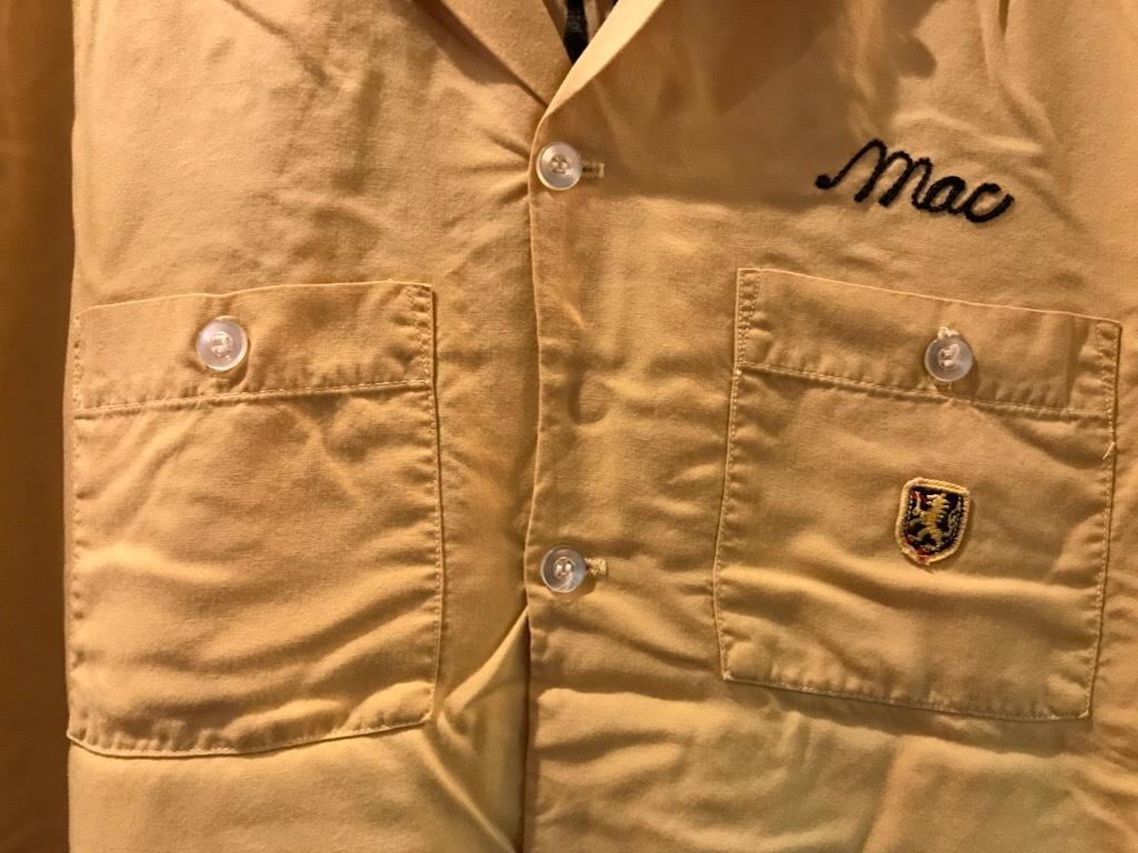神戸店5/24(水)ヴィンテージウェア&スニーカー入荷!#4  Vintage Bowler Shirt!!!_c0078587_16171033.jpg