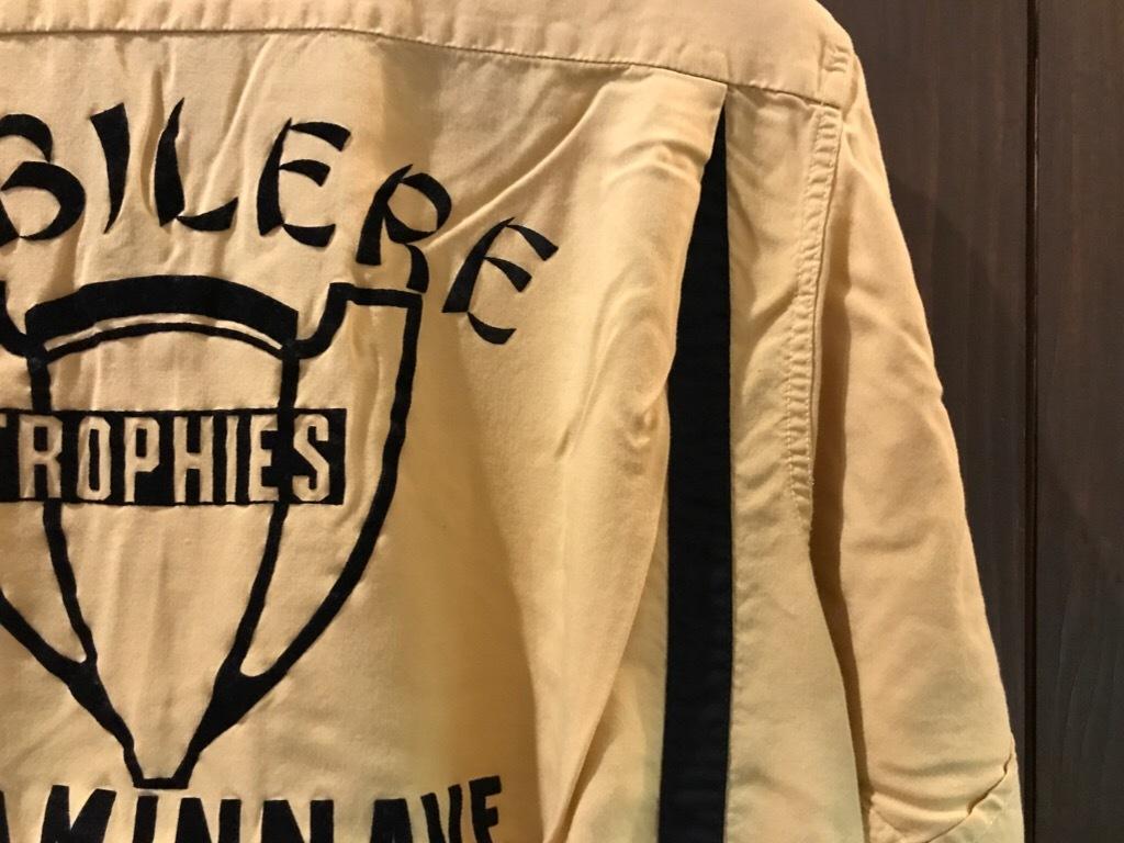 神戸店5/24(水)ヴィンテージウェア&スニーカー入荷!#4  Vintage Bowler Shirt!!!_c0078587_16171151.jpg