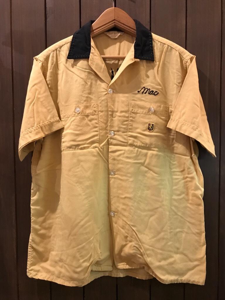 神戸店5/24(水)ヴィンテージウェア&スニーカー入荷!#4  Vintage Bowler Shirt!!!_c0078587_16171176.jpg