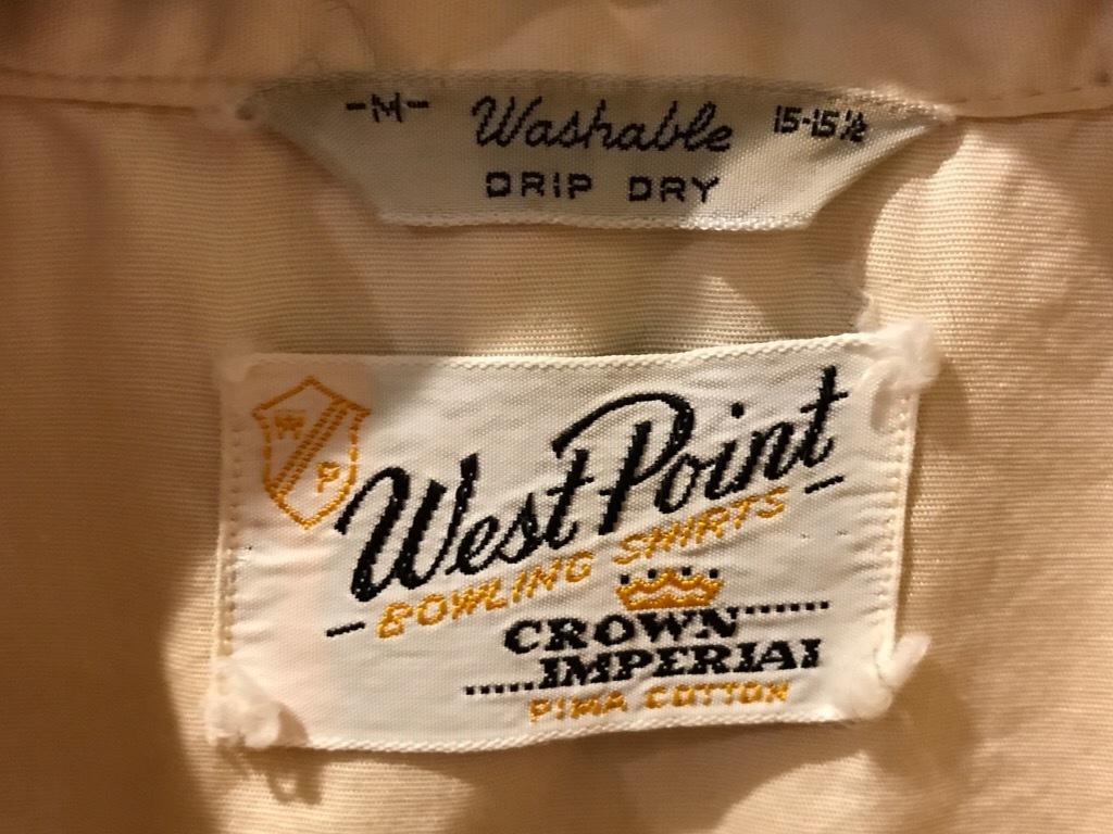 神戸店5/24(水)ヴィンテージウェア&スニーカー入荷!#4  Vintage Bowler Shirt!!!_c0078587_16182166.jpg