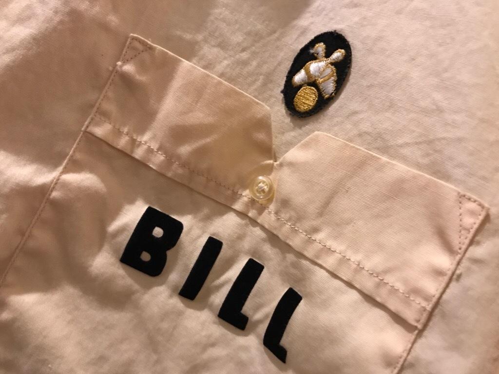 神戸店5/24(水)ヴィンテージウェア&スニーカー入荷!#4  Vintage Bowler Shirt!!!_c0078587_16182196.jpg