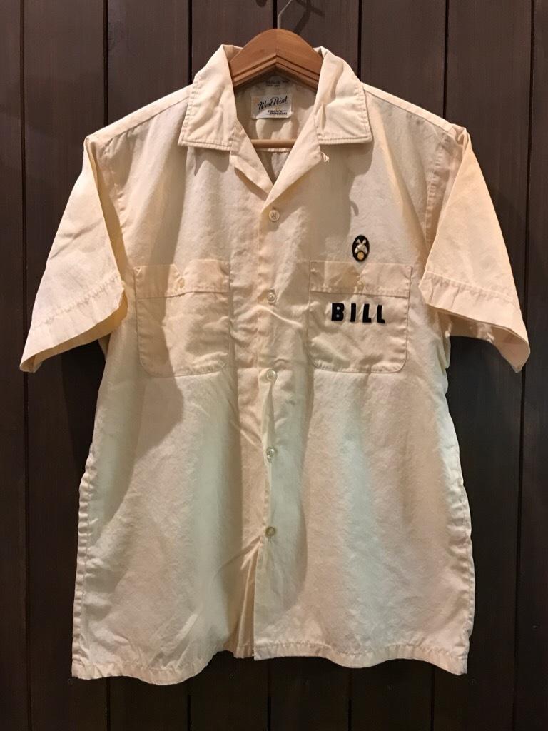 神戸店5/24(水)ヴィンテージウェア&スニーカー入荷!#4  Vintage Bowler Shirt!!!_c0078587_16182244.jpg
