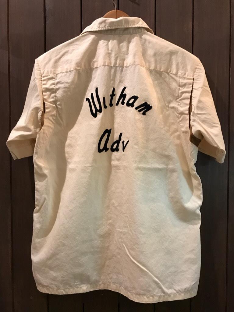 神戸店5/24(水)ヴィンテージウェア&スニーカー入荷!#4  Vintage Bowler Shirt!!!_c0078587_16191556.jpg