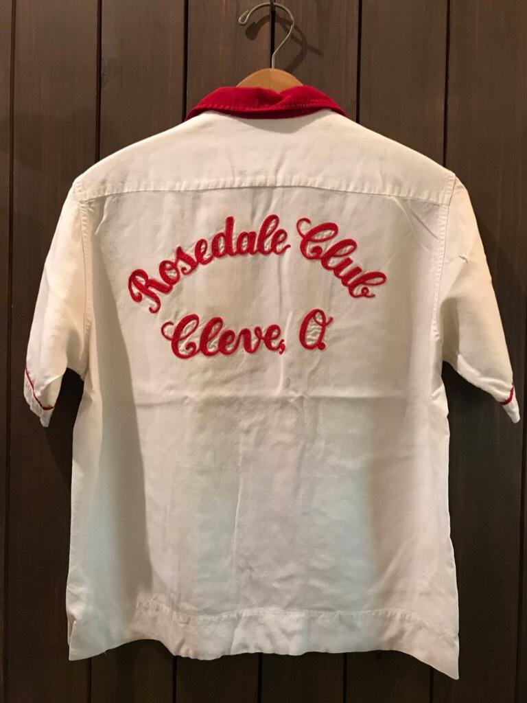 神戸店5/24(水)ヴィンテージウェア&スニーカー入荷!#4  Vintage Bowler Shirt!!!_c0078587_16191580.jpg
