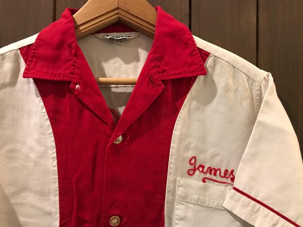 神戸店5/24(水)ヴィンテージウェア&スニーカー入荷!#4  Vintage Bowler Shirt!!!_c0078587_16191732.jpg
