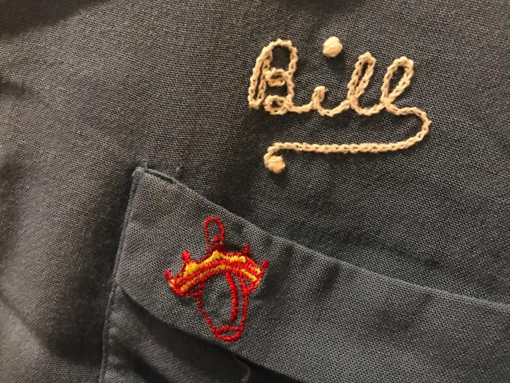神戸店5/24(水)ヴィンテージウェア&スニーカー入荷!#4  Vintage Bowler Shirt!!!_c0078587_16210857.jpg