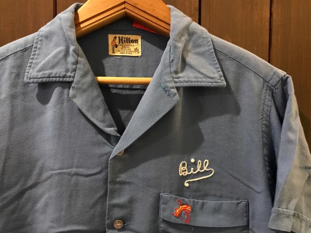 神戸店5/24(水)ヴィンテージウェア&スニーカー入荷!#4  Vintage Bowler Shirt!!!_c0078587_16210914.jpg