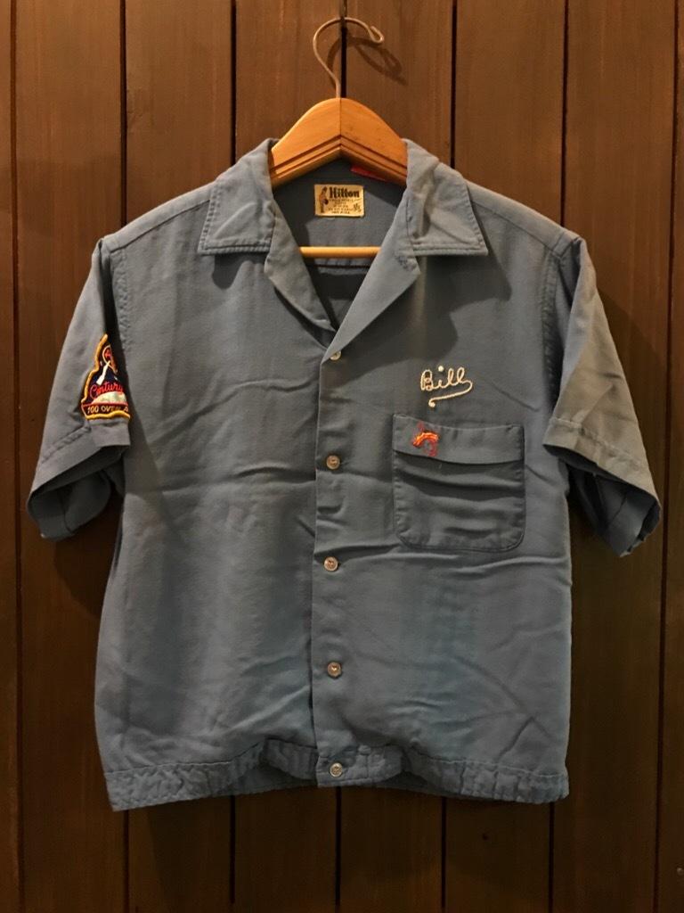 神戸店5/24(水)ヴィンテージウェア&スニーカー入荷!#4  Vintage Bowler Shirt!!!_c0078587_16210942.jpg