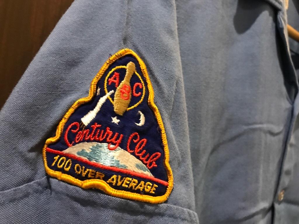 神戸店5/24(水)ヴィンテージウェア&スニーカー入荷!#4  Vintage Bowler Shirt!!!_c0078587_16213932.jpg