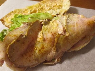 ブーランジュリーパリの空の下 豪華サンドイッチ3種!!_f0231189_21395465.jpg
