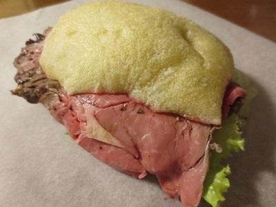 ブーランジュリーパリの空の下 豪華サンドイッチ3種!!_f0231189_21400427.jpg