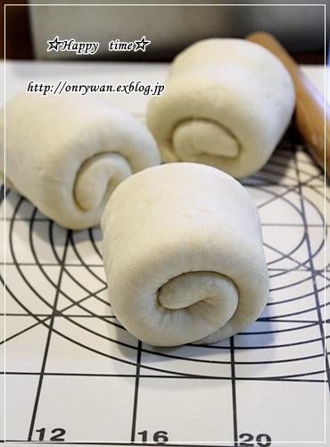 鮭チャーハン弁当と湯種食パン♪_f0348032_18542729.jpg