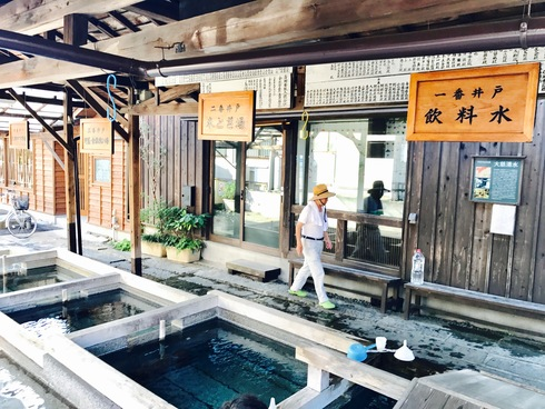 美味しい大慈寺清水を頂き、座談会も楽しく大変勉強になりました。_b0199244_10305651.jpg