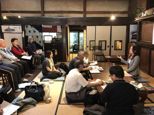 美味しい大慈寺清水を頂き、座談会も楽しく大変勉強になりました。_b0199244_10312357.jpg