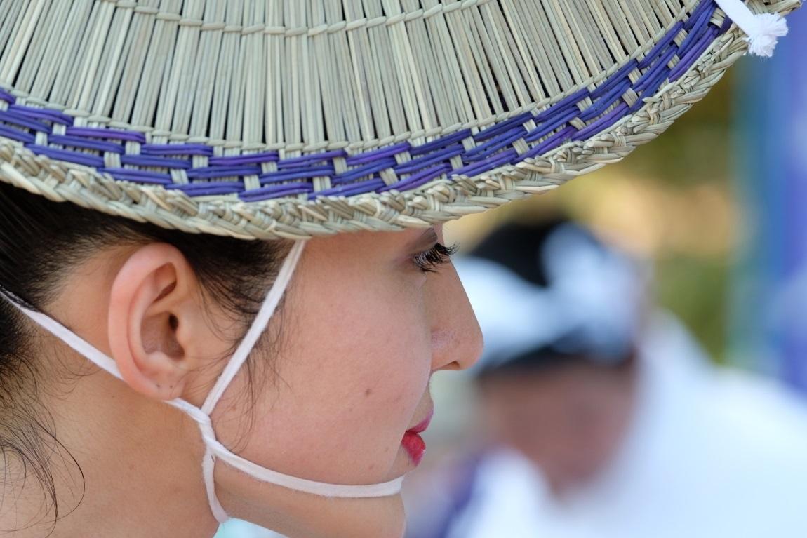 2017常陸国YOSAKOI祭り <5> 江戸っ子連・葵新連合同連① - 常陸のT's BLOG