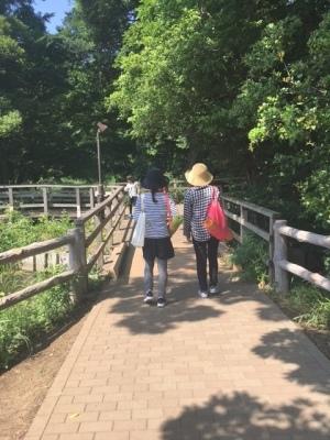 ヨガ@石神井公園_b0367284_10152870.jpg