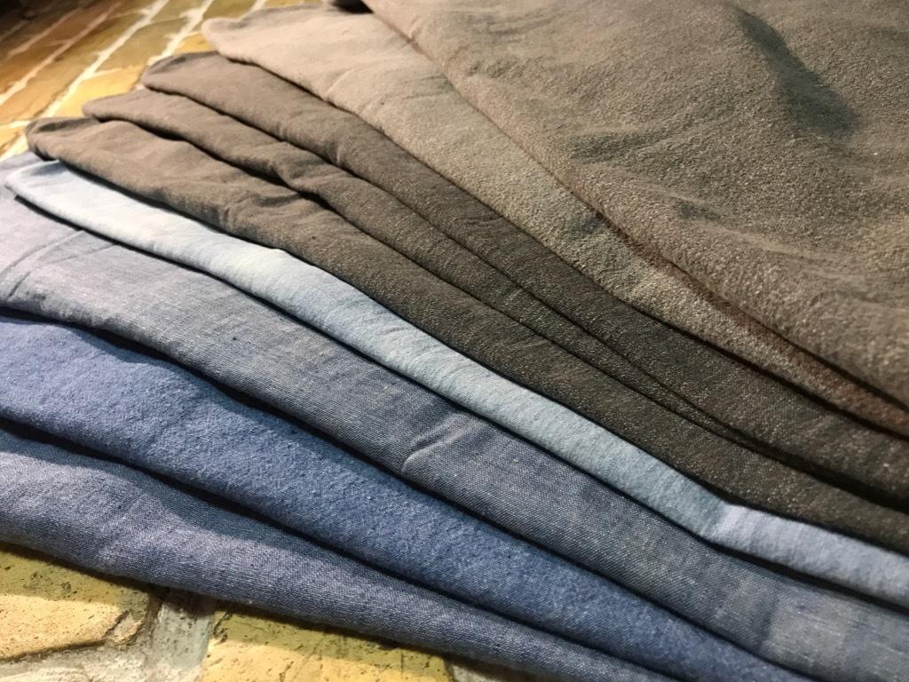 神戸店5/24(水)ヴィンテージウェア&スニーカー入荷!#6  Work Item Part2! Black&Blue Chambray Shirt!!!_c0078587_15464567.jpg
