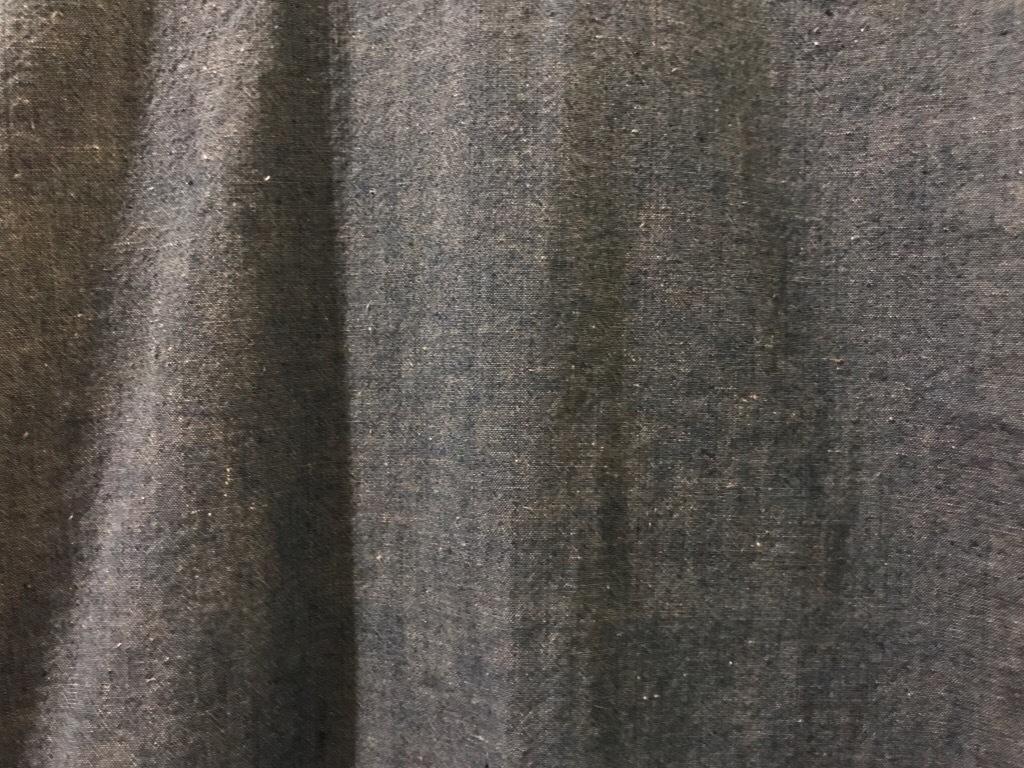 神戸店5/24(水)ヴィンテージウェア&スニーカー入荷!#6  Work Item Part2! Black&Blue Chambray Shirt!!!_c0078587_16004173.jpg