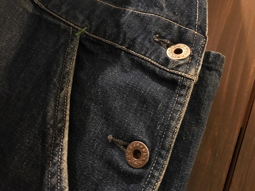 神戸店5/24(水)ヴィンテージウェア&スニーカー入荷!#6  Work Item Part2! Black&Blue Chambray Shirt!!!_c0078587_16033008.jpg