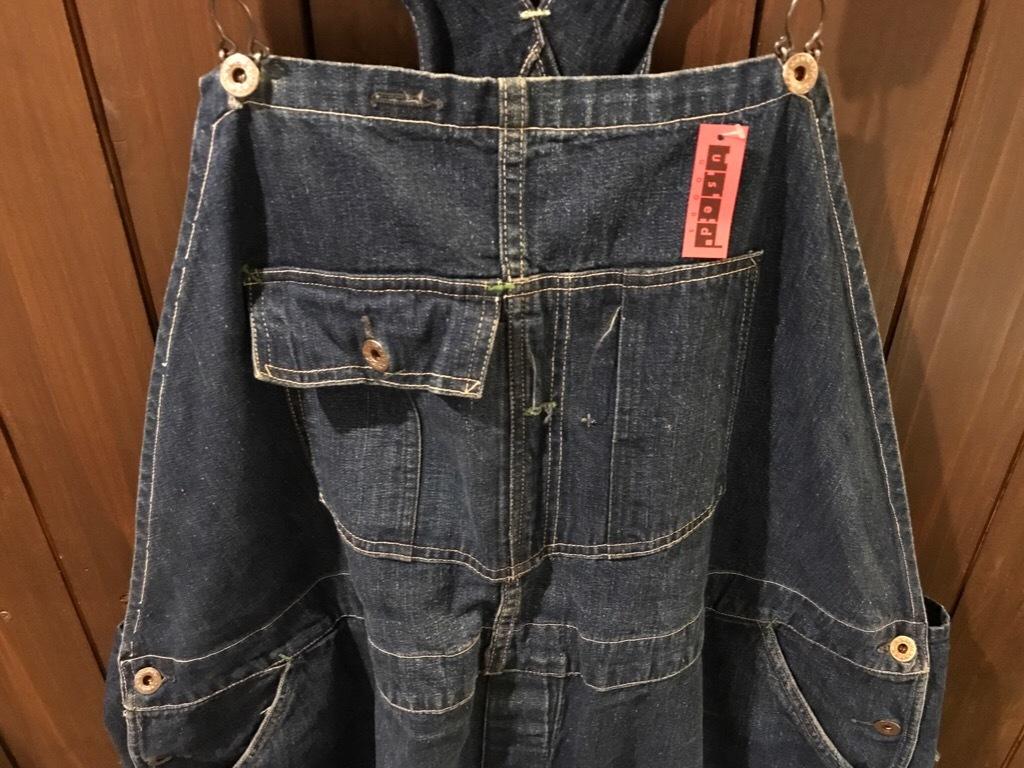 神戸店5/24(水)ヴィンテージウェア&スニーカー入荷!#6  Work Item Part2! Black&Blue Chambray Shirt!!!_c0078587_16033146.jpg