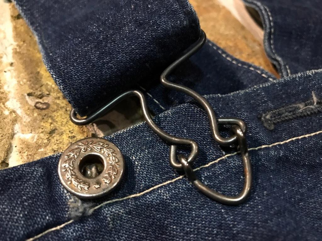 神戸店5/24(水)ヴィンテージウェア&スニーカー入荷!#6  Work Item Part2! Black&Blue Chambray Shirt!!!_c0078587_16033205.jpg