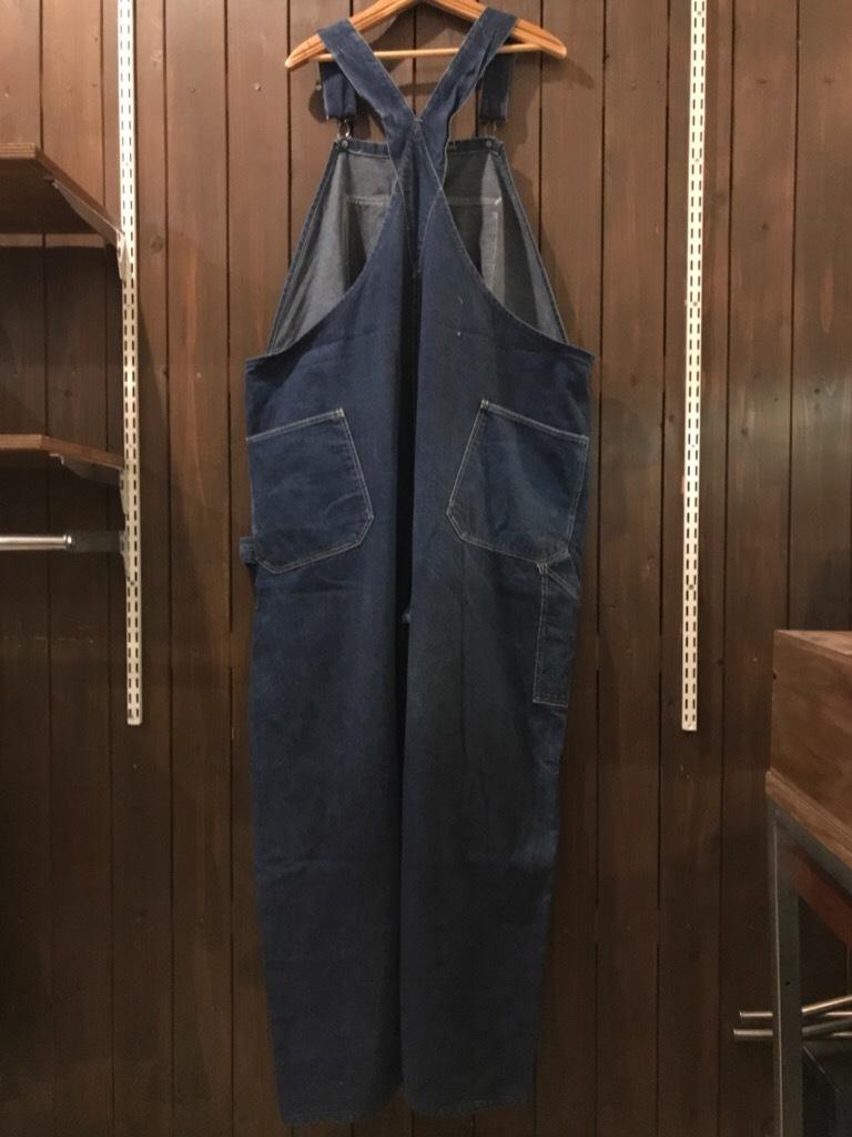 神戸店5/24(水)ヴィンテージウェア&スニーカー入荷!#6  Work Item Part2! Black&Blue Chambray Shirt!!!_c0078587_16033213.jpg