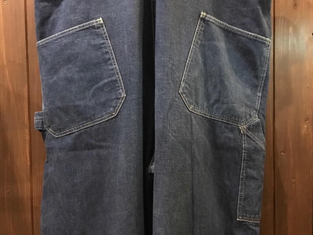 神戸店5/24(水)ヴィンテージウェア&スニーカー入荷!#6  Work Item Part2! Black&Blue Chambray Shirt!!!_c0078587_16052477.jpg