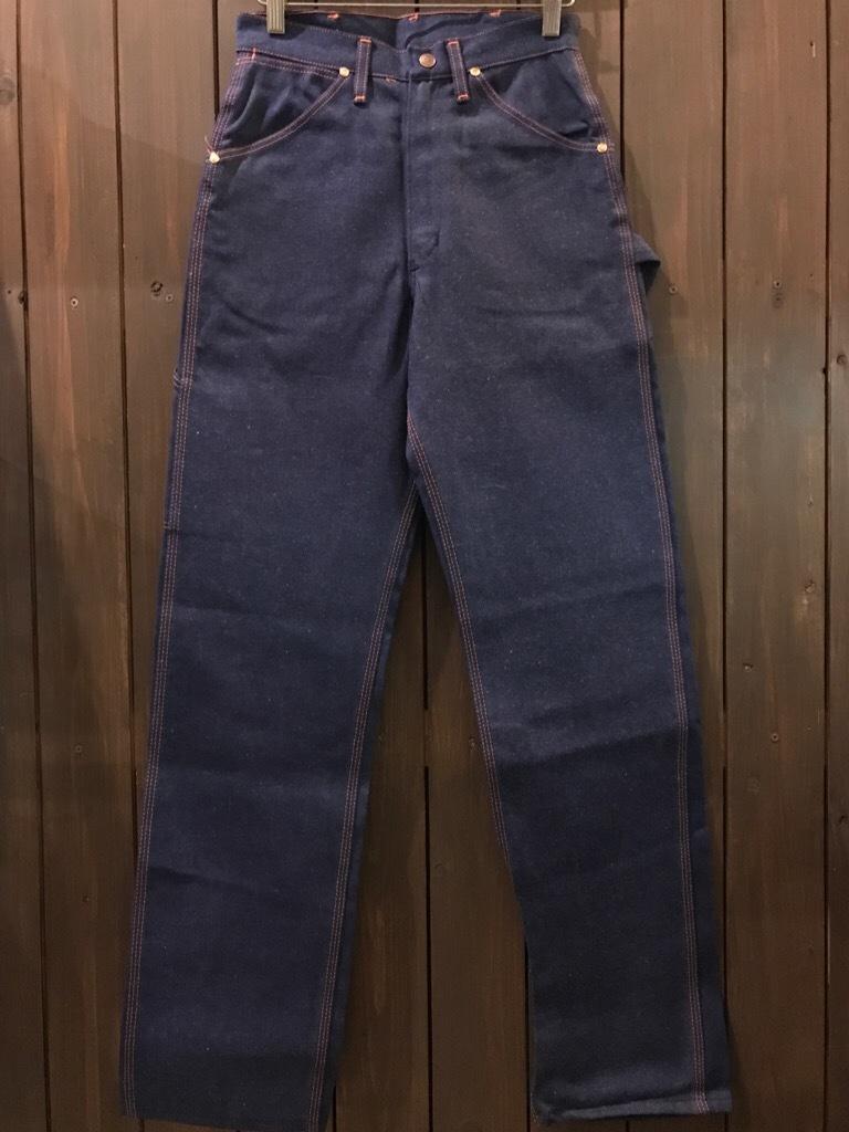 神戸店5/24(水)ヴィンテージウェア&スニーカー入荷!#6  Work Item Part2! Black&Blue Chambray Shirt!!!_c0078587_16093489.jpg