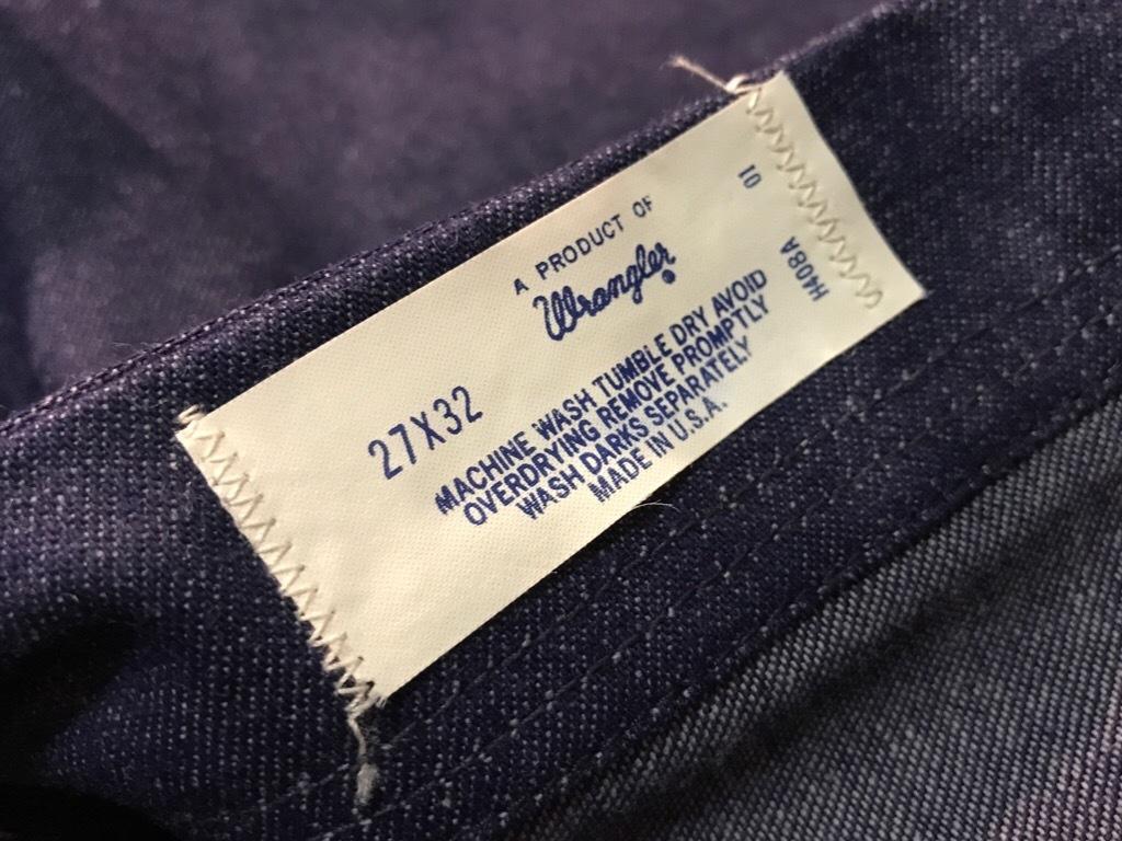 神戸店5/24(水)ヴィンテージウェア&スニーカー入荷!#6  Work Item Part2! Black&Blue Chambray Shirt!!!_c0078587_16093589.jpg