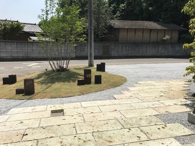 """太田市 H邸 途中経過です(*\'▽\')  太田市の外構工事は\""""ガーデンフロー""""にお任せください_e0361918_14213297.jpg"""