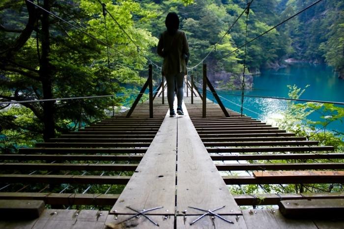 【寸又峡/夢の吊り橋】- 2 -_f0348831_20490904.jpg