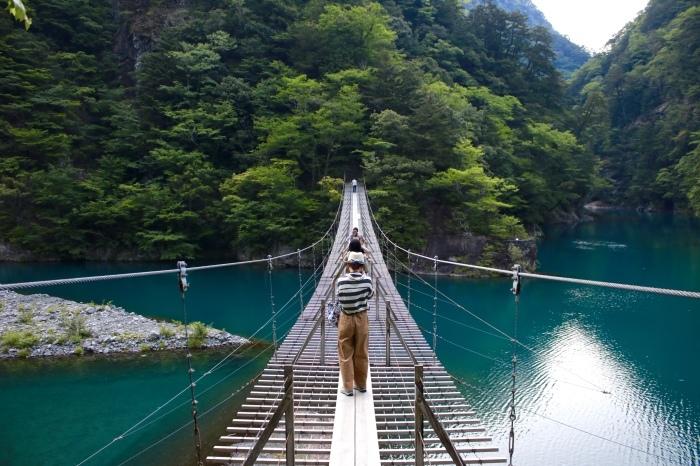 【寸又峡/夢の吊り橋】- 2 -_f0348831_20491798.jpg