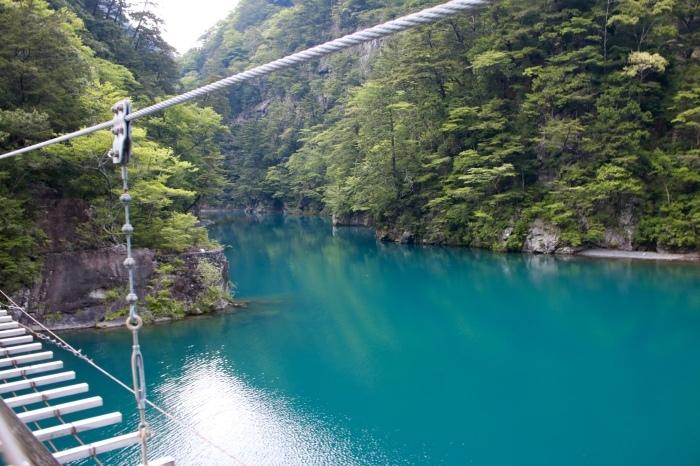 【寸又峡/夢の吊り橋】- 2 -_f0348831_20493037.jpg