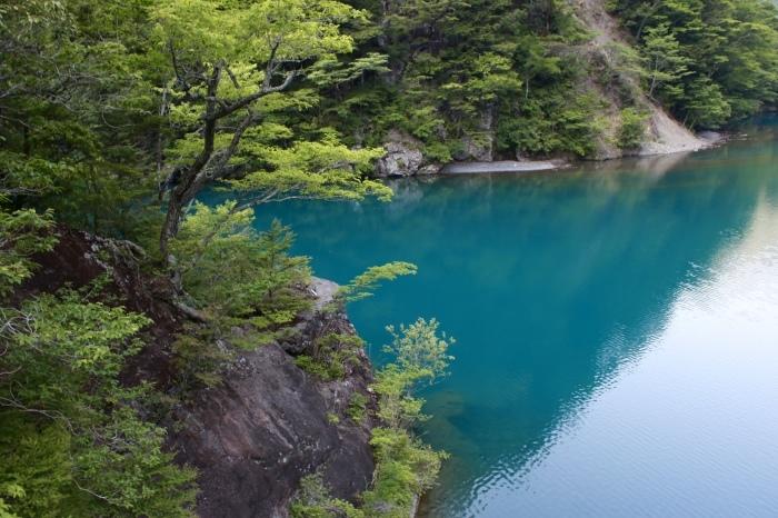 【寸又峡/夢の吊り橋】- 2 -_f0348831_20493524.jpg